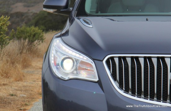 2014 Buick Enclave Exterior, Picture Courtesy of Alex L. Dykes