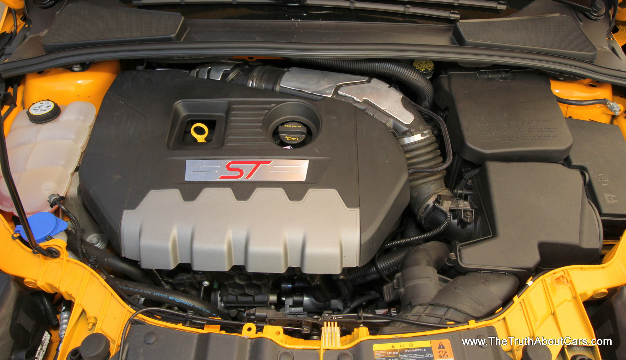2014 ford focus st engine