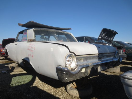 13 - 1962 Ford Galaxie Down On the Junkyard - Picture courtesy of Murilee Martin