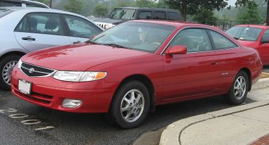 This 1999 Solara  vs. a 2002 BMW 525i Wagon. Same price at a car lot and same mileage. Guess which one sells quicker?