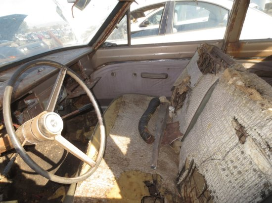 05 - 1963 Dodge Dart Down On the Junkyard - Picture courtesy of Murilee Martin