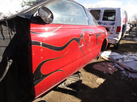 10 - 1997 Saturn SC2 Down On the Junkyard - Picture courtesy of Murilee Martin