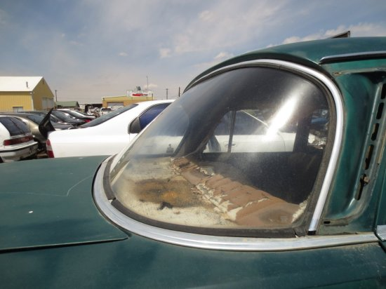 14 - 1966 Mercedes-Benz 230 Down On the Junkyard - Picture courtesy of Murilee Martin
