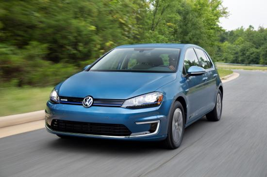 2015 Volkswagen e-Golf 3