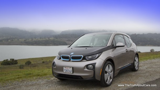 2015 BMW i3 Range Extender, Image: © 2015 Alex L. Dykes/The Truth About Cars