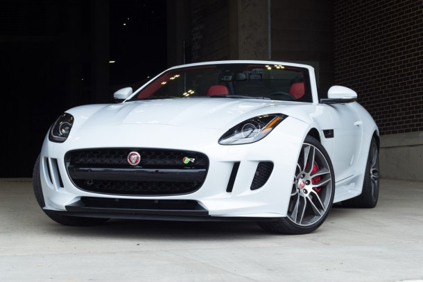 2015 Jaguar F-Type R AWD