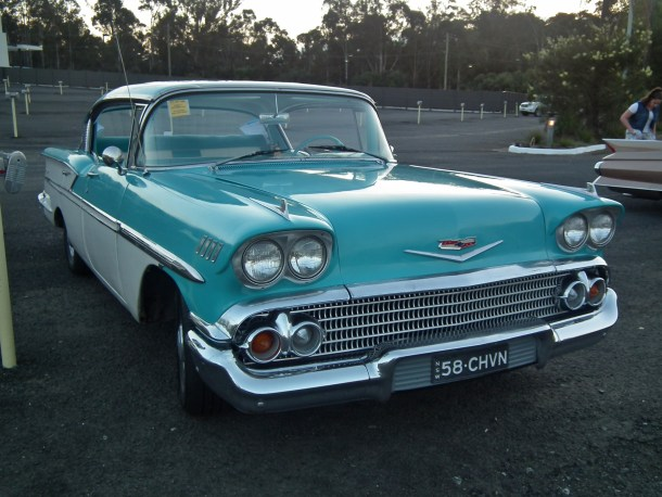 1958_Chevrolet_Bel_Air_hardtop_sedan_(14986636993)
