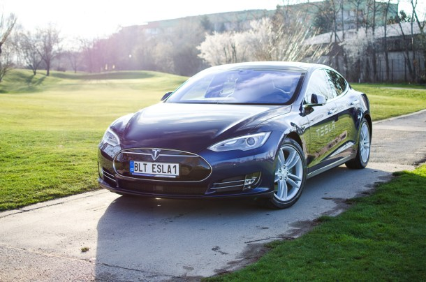 Tesla Model S 85D, Image: © 2016 David Marek/The Truth About Cars