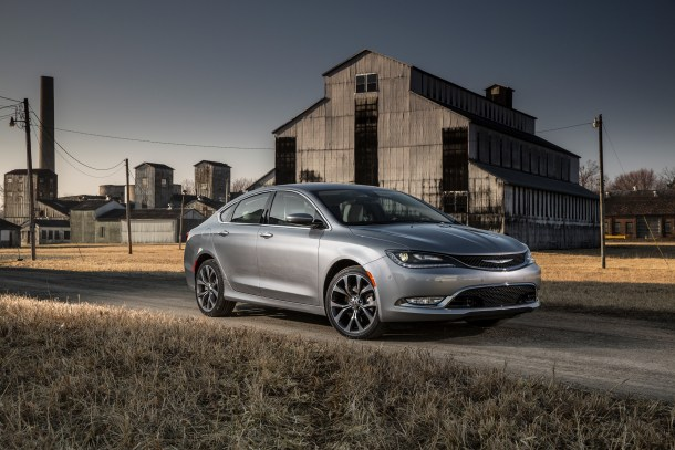 2016 Chrysler 200C