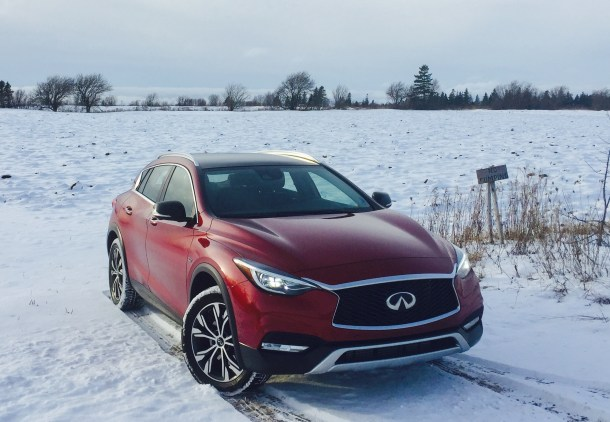 2017 Infiniti QX30 AWD - Image: © Timothy Cain/The Truth About Cars