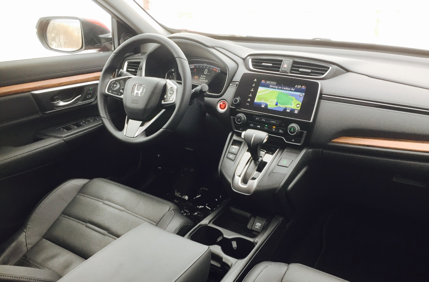 2017 honda cr v touring awd review effective and efficient if not effervescent top auto trends. Black Bedroom Furniture Sets. Home Design Ideas