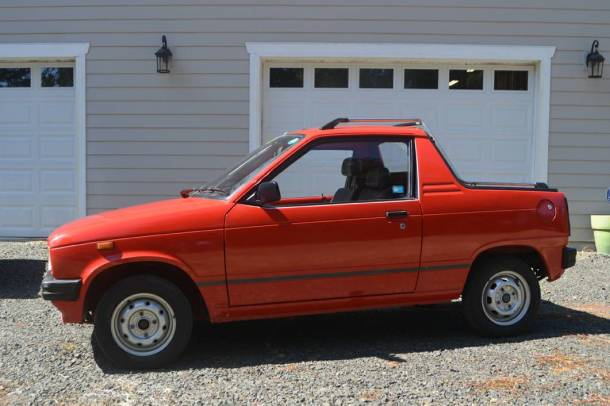 Image: 1987 Suzuki Mighty Boy, via seller