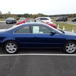 Rare Rides Review A Brand New 2003 Acura Cl Type S