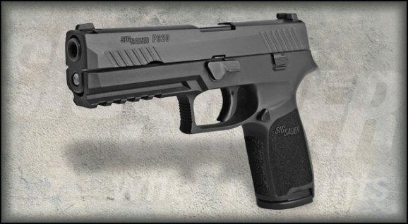 Gun Thoughts: SIG SAUER P320   Written By Tyler Kee