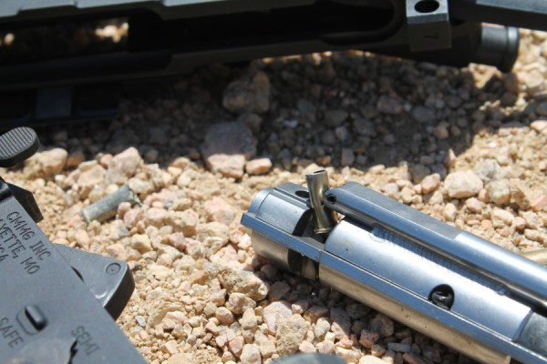 """CMMG PDW .22 LR 9"""" Upper (courtesy The Truth About Guns)"""