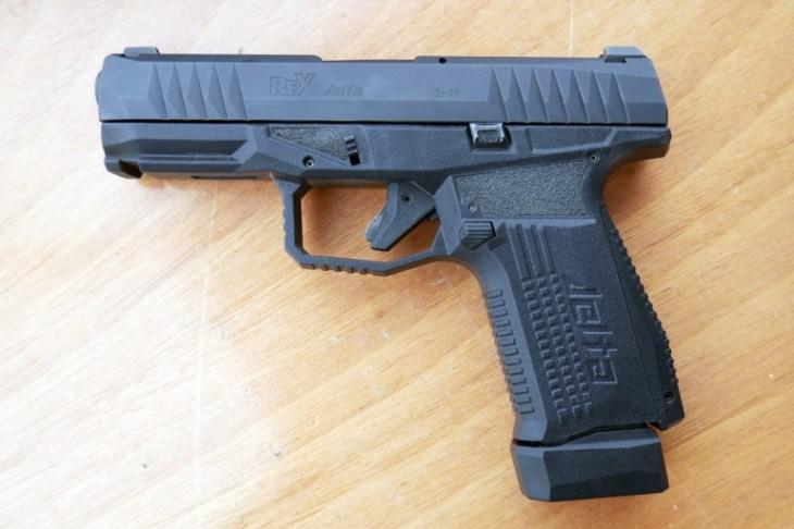 New From Arex: REX Delta Pistol - Gun Tshirts Store