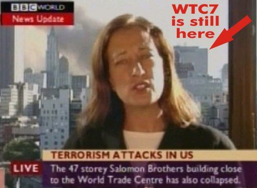 Image result for bbc 20 minutes before wtc 7