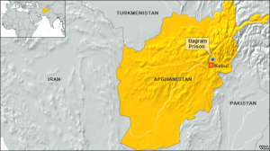 """BAGRAM PRISON """"The worst horrors committed here may be too much for the public to stomach."""""""