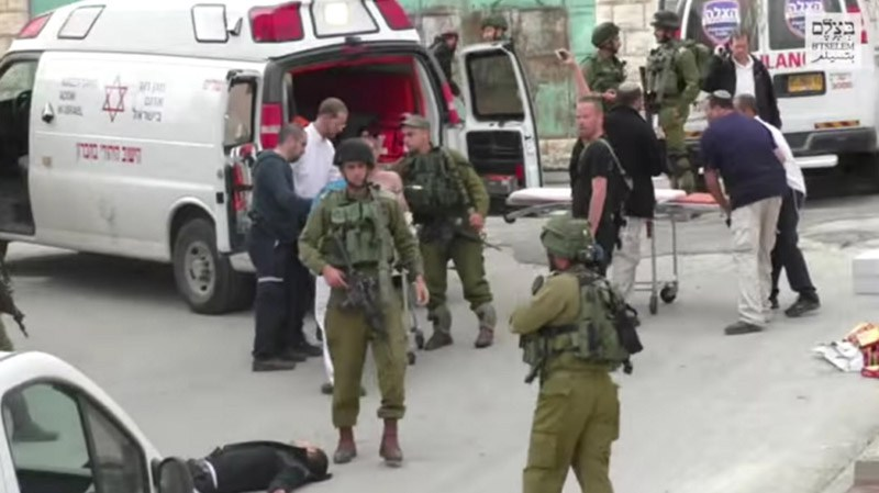 Palestinian prisoner executed