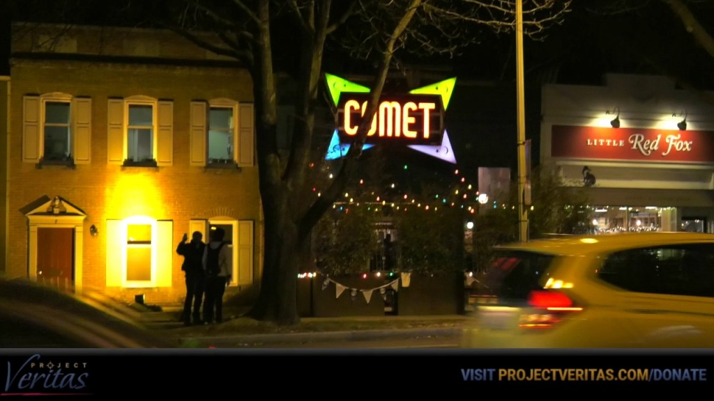 Comet Pizza. Click to enlarge