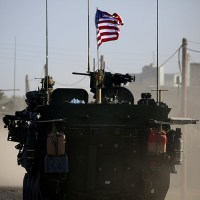 Hundreds of US Military Vehicles Enter Syria from Iraq
