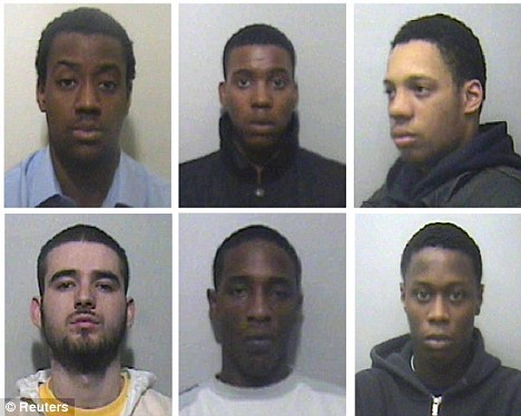 """""""Nothing to do with immigration"""": A Black murder-gang"""