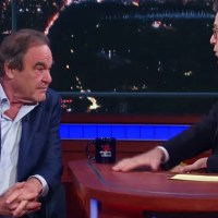 Oliver Stone Calls Out Israeli Interference In American Presidential Election