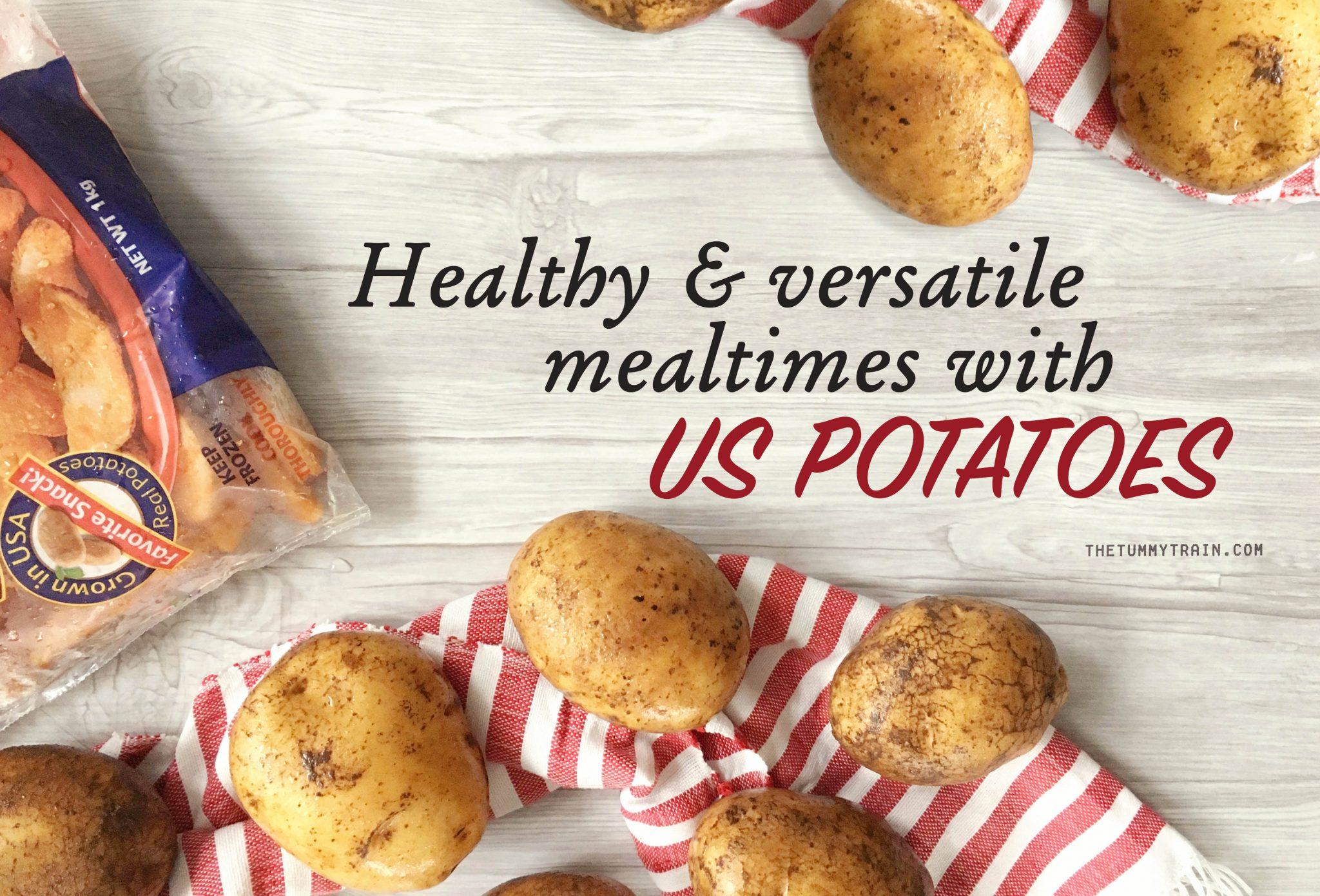 Image result for potatoes usa