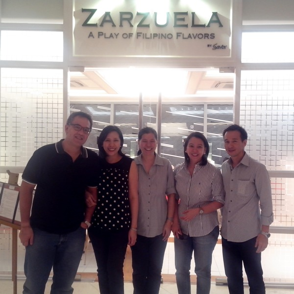 The Zarzuela Team