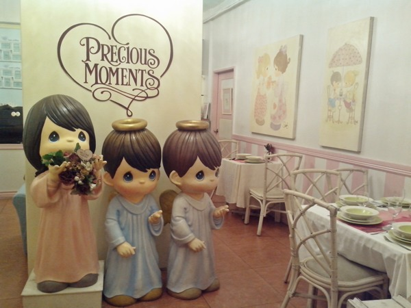 Precious Moments Showroom and Restaurant