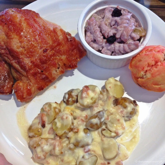 Kenny Rogers Roasters Christmas Feast