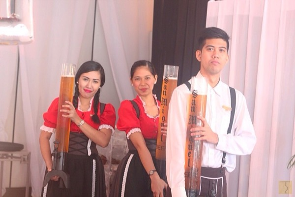 Oktoberfest - Sofitel Philippine Plaza Manila - German Club Manila