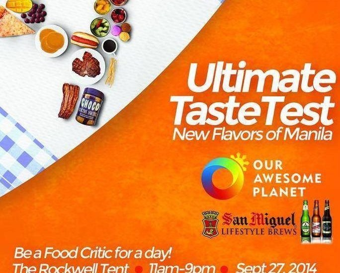 Ultimate Taste Test