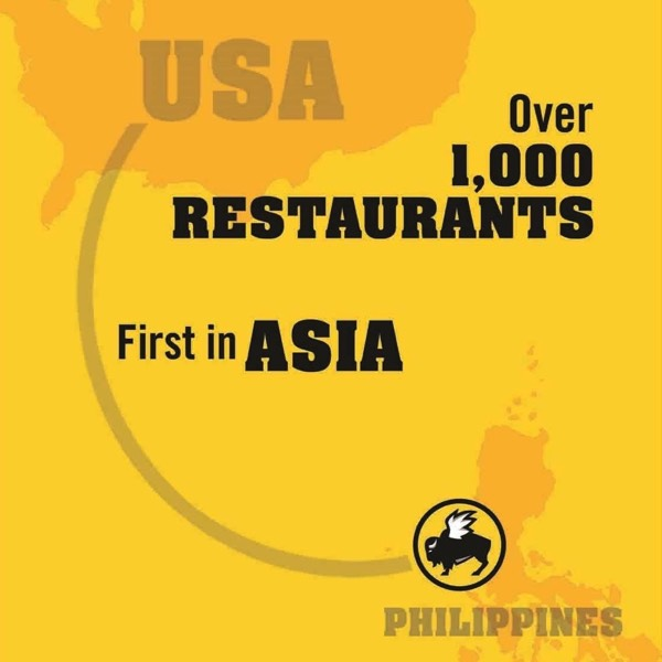 Buffalo Wild Wings - Philippines