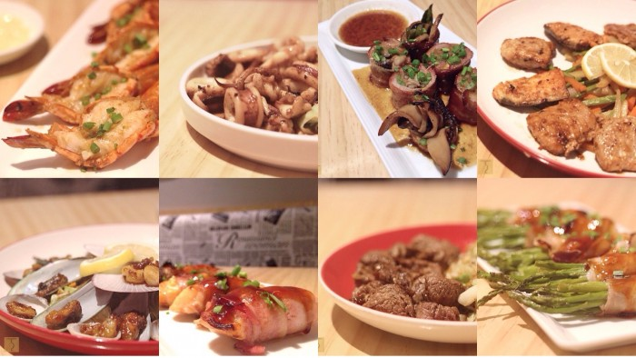 All New Teppanyaki Festival at Osaka Ohsho