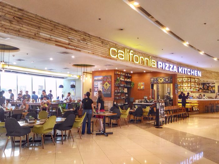 California State of Mind at CPK