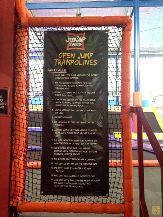 Jump Yard at Frontera Verde is now open!