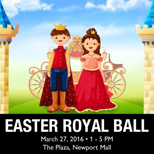 Resorts World Manila Easter Royal Ball