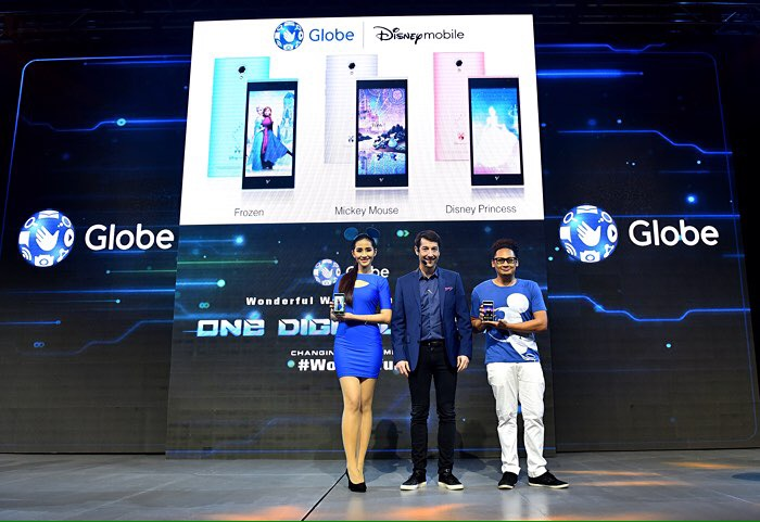 Zip-a-Dee-Doo-Dah! Disney Mobile smartphones are here from Globe!