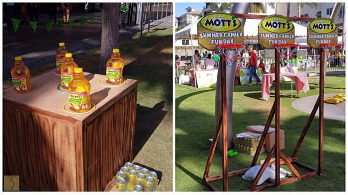Mott's Summer Family Fun Day
