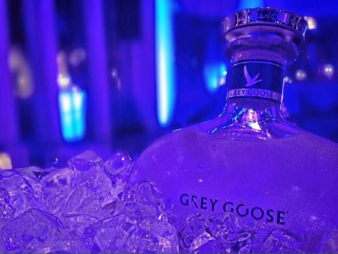 Grey Goose Gastronomique - Grey Goose VX - Blackbird at the Nielson Tower