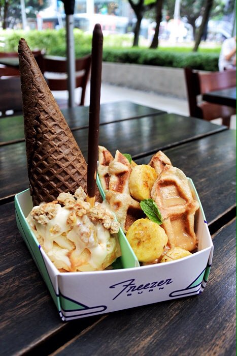 Freezer Burn - BGC - High Street - Ice Cream