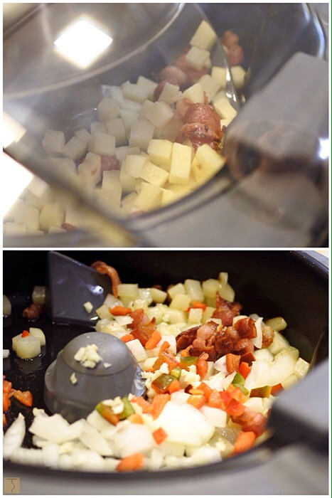 South Western Potato Hash