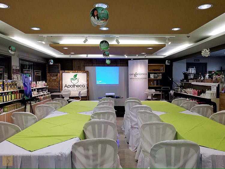 Asia Genomics - Philippines - Apotheca Integrative Pharmacy