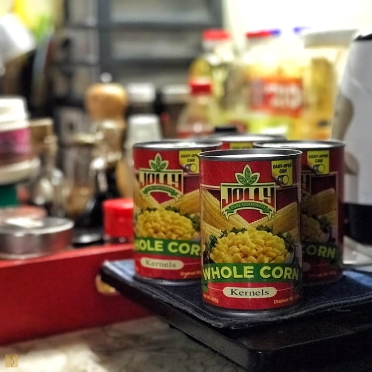 Jolly Whole Corn Kernels - Easy Cheese Kernels