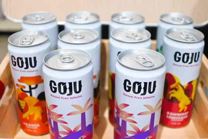 GOJU Natural Fruit Infusion
