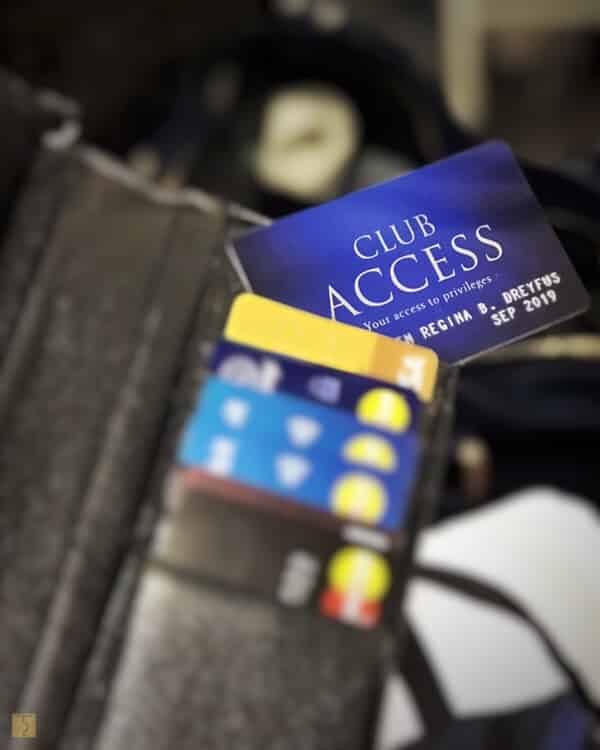 Megaworld Hotels Club Access Card