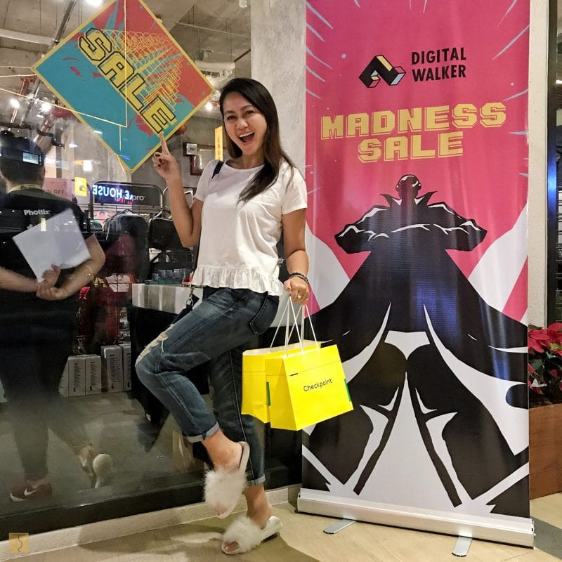 Digital Walker Madness Sale 2018