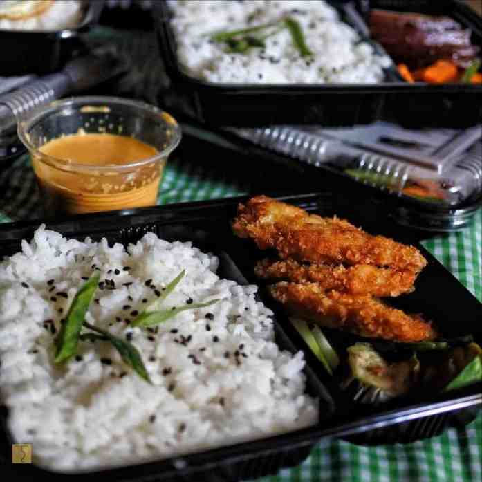 Breaded Chicken Kare-Kare