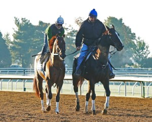 Holy Boss - Keeneland Photo